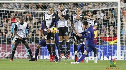 Валенсия— Барселона: Вермален сыграет спервых минут