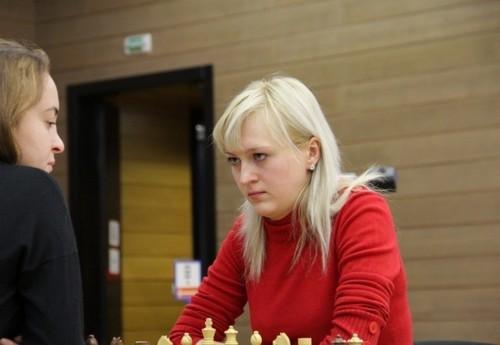 Анна Ушенина стала бронзовым призером чемпионата Европы пошахматам
