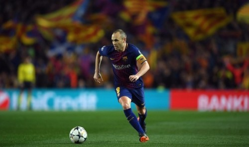 Два китайских клуба сделали Иньесте равнозначные предложения