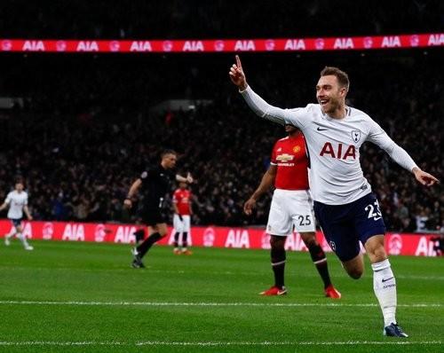 «Манчестер Юнайтед» обыграл «Тоттенхэм» ивышел вфинал Кубка Британии