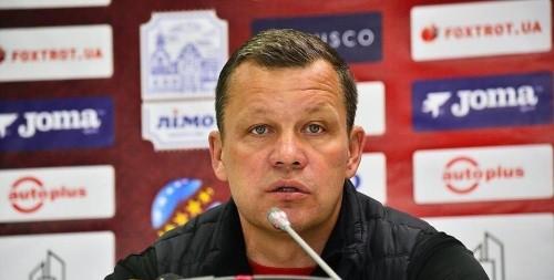 Главный тренер Вереса покинул клуб— 2-ой засезон