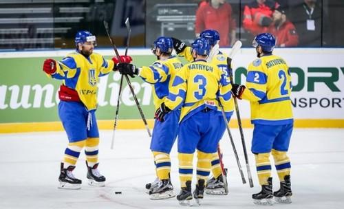 Украина проиграла третий матч кряду начемпионате мира