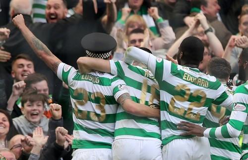 «Селтик» победой над «Рейнджерс» оформил титул чемпиона Шотландии