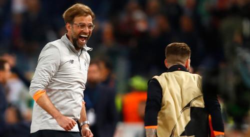 «Рома» и«Ливерпуль» установили рекорд результативности полуфиналовЛЧ