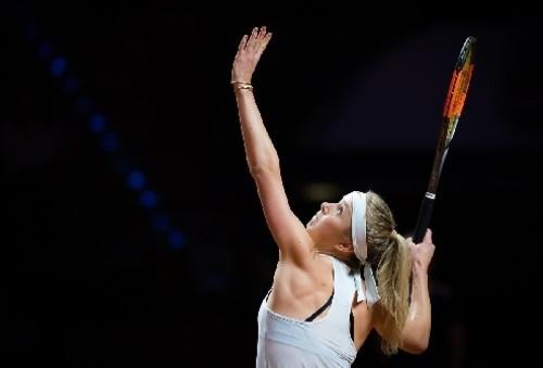 Свитолина пробилась во 2-ой раунд турнира вМадриде