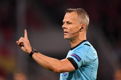 Матч финала Лиги Европы обслужит голландский арбитр