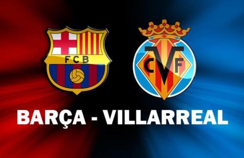 Вильярреал организует Барселоне чемпионский коридор
