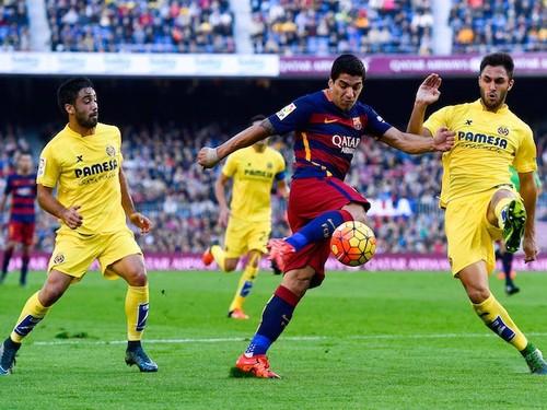 «Барселона» на собственном поле разгромила «Вильярреал»