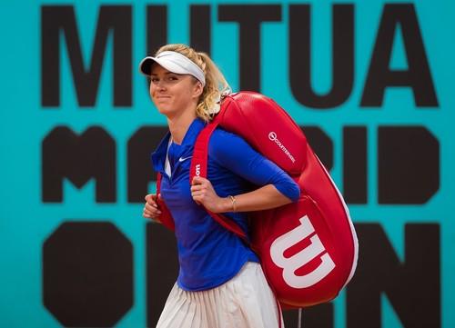 Свитолина непробилась вчетвертьфинал турнира вМадриде