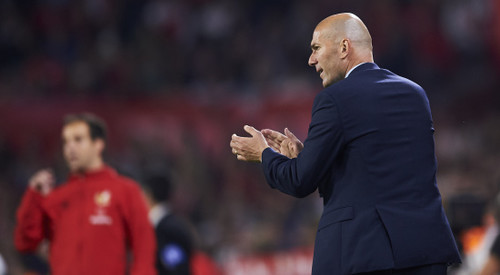 Мадридский «Реал» разгромил «Сельту» вчемпионате Испании пофутболу