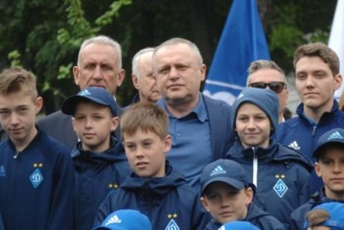 «Динамо» непродается— Григорий Суркис