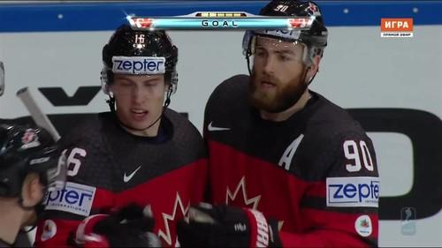 ЧМпохоккею: Канада возвратила должок РФ зафинал вКвебеке