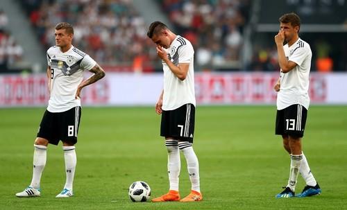 Онлайн матча Германия— Мескика