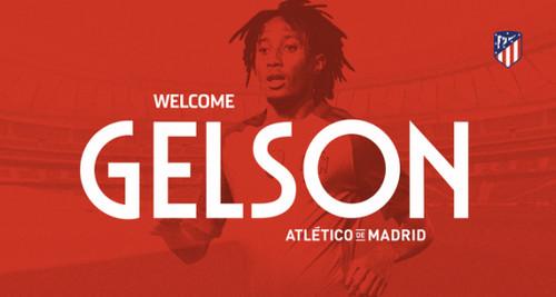 Желсон Мартинш перешёл из«Спортинга» в«Атлетико»