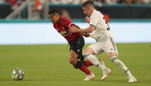 Вратарь луганской «Зари» сыграл 1-ый матч за«Реал»