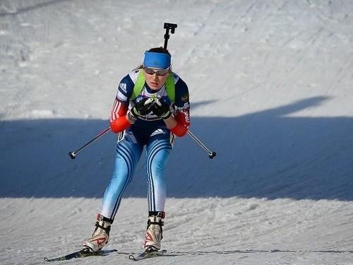 Заюниорскую сборную Украины побиатлону выступят три россиянки