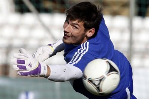 Денис Бойко подписал договор с«Динамо»