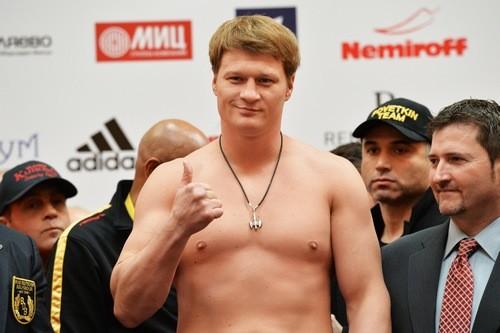 Поветкин вернулся врейтинг WBC сразу на 4-ое место