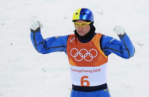 Украинец Абраменко вышел вфинал Олимпийских игр пофристайлу