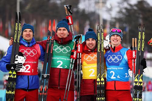 Сундбю: норвежских лыжников ожидает серьезное соревнование сроссиянами вближайшие годы