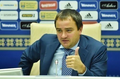 Андрей Павелко: Благодарен, что ФФУ единогласно поддержала мою кандидатуру