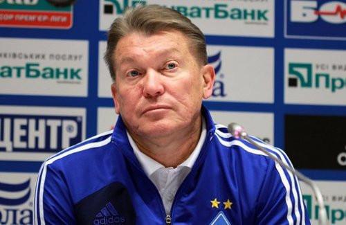 ФК Динамо Киев. Олег Блохин