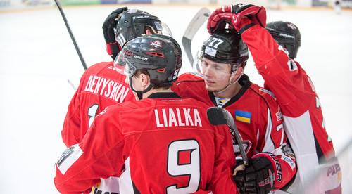 Шестикратный чемпион Украины: Хоккейный клуб «Донбасс»