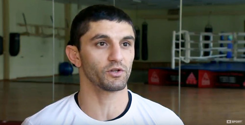Украинский чемпион мира WBA Артем Далакян проведет защиту титула вКиеве