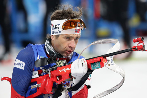 Восьмикратный олимпийский чемпион Бьорндален объявил озавершении карьеры