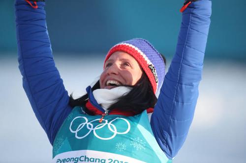 Норвежская лыжница Бьорген объявила озавершении карьеры