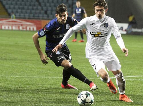 Гладкий оформил дубль вдебютном матче ипринес «Черноморцу» победу над «Олимпиком»