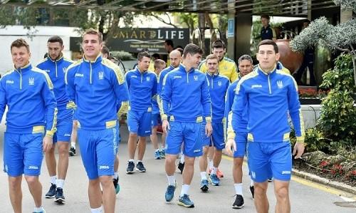 Сборная Украины сыграет вмае против команды Марокко