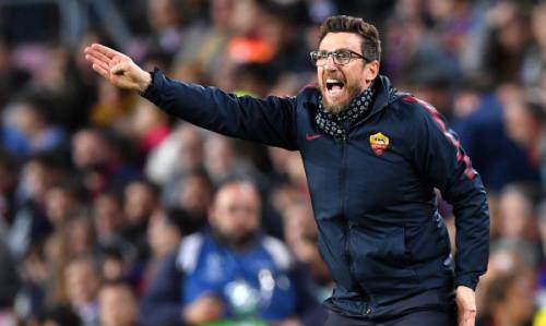 Эусебио диФранческо: Попробуем сыграть с«Барселоной» также, как против «Челси»