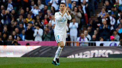 Роналду обновил собственный рекорд, забив в11 играх Лиги чемпионов подряд