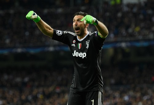 Матч «Реал»— «Ювентус» вполне может стать последним для Буффона вЛиге чемпионов