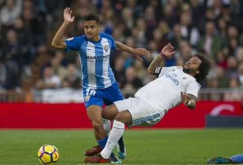 «Реал» обыграл «Малагу» вматче чемпионата Испании