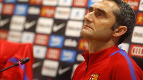 ВИспании утверждают, что «Барселона» может сократить Вальверде вконце сезона