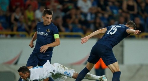 Динамо разбило Днепр-1 напути кфиналу— Кубок Украины