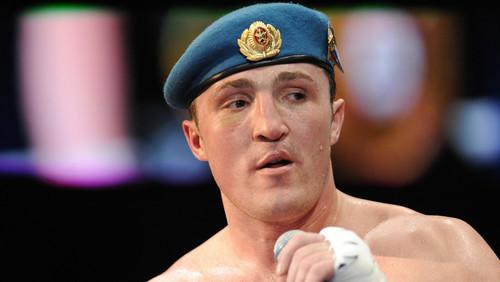 Украинский боксер Усик категорически отказался биться сМуратом Гассиевым в РФ