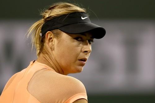 Шарапова примет участие втеннисном турнире WTA вБирмингеме