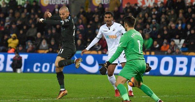 Манчестер Сити— Суонси 5:0. Иногда они возвращаются