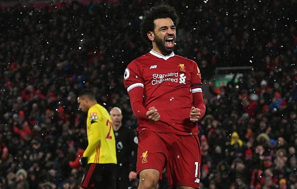 Салах сумеет сыграть вответном матче с«Манчестер Сити»