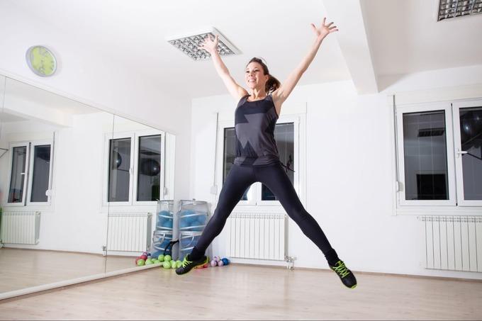 Разминка перед тренировкой грудных мышц