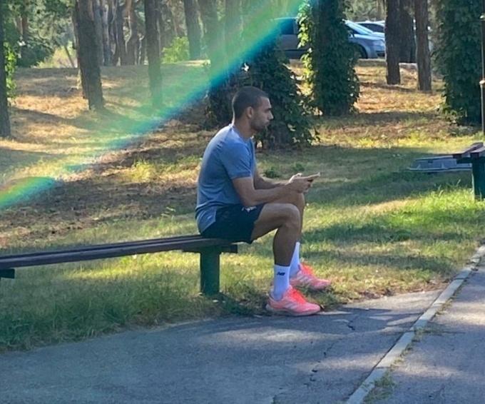 Потенциальный новичок 'Динамо' был замечен на тренировочной базе клуба: фото