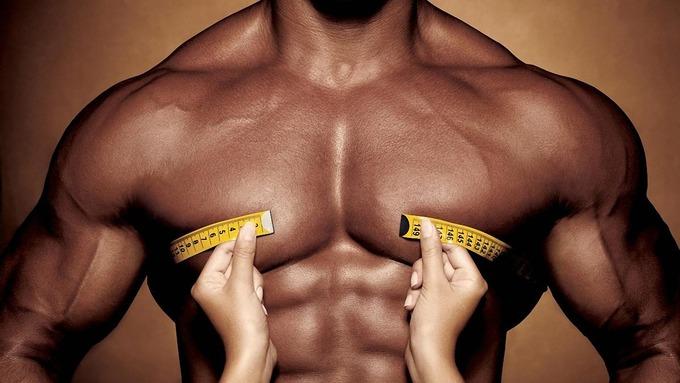 Упражнение на грудные мышцы в домашних условиях