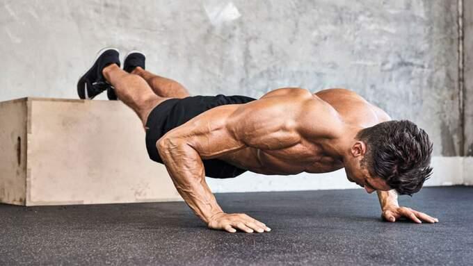 Тренировка со своим весом