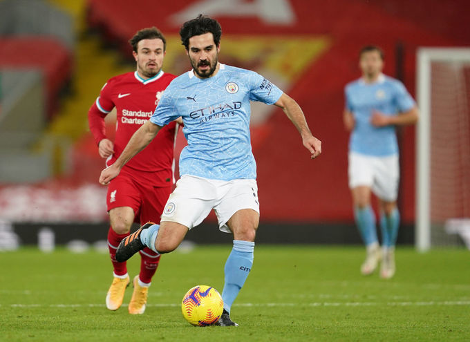 Getty Images/Liverpool v Manchester City