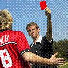 19 красных карточек в одном матче