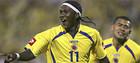 Уиган пополнился форвардом сборной Колумбии