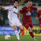 Анонс матча Рома - Милан
